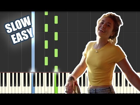 You Say - Lauren Daigle | SLOW EASY PIANO TUTORIAL by Betacustic