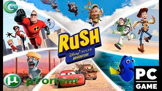 Descargar RUSH A Disney PIXAR Adventure PC Por UTorrent Español
