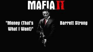 Mafia 2: Money (That's What I Want) - Barrett Strong