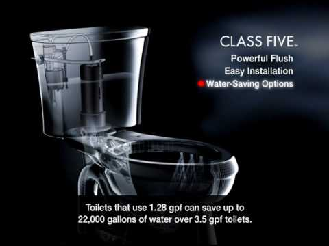 Class Five Flush Technology Video