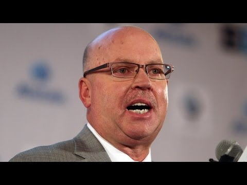 Gottlieb: Jerry Kill reacts to Tracy Claeys being fired