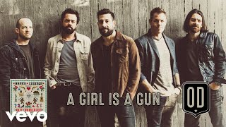 Old Dominion - A Girl Is a Gun (Audio)