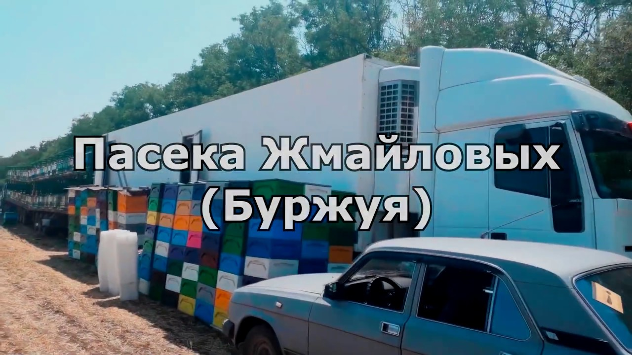 Пасека Жмайловых(буржуй)