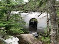 *FATAL PLANE CRASH FOUND! Exploring the Remnants of Northeast Flight 792 in the White Mountains!