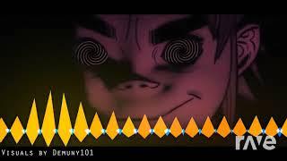 Tranz Land Nightmare - Gorillaz & メルティランドナイトメア  はるまきごはん ft. 初音ミク | RaveDJ