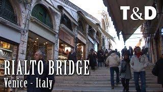 Venice Best Place: Rialto Bridge And La Fenice Theatre - Travel & Discover