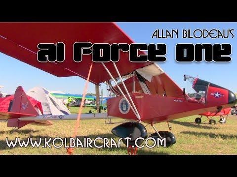 FireFly, Kolb Firefly, AL Force One legal part 103 Firefly ultralight aircraft from Kolb Aircraft.