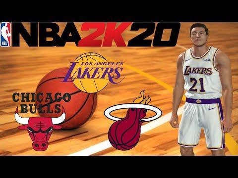 NBA 2K20 My Career Online (NBA 2K20 PS4 Gameplay Ep.5)