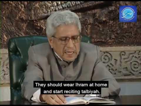 Method of Performing Umrah