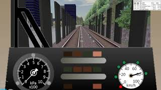[openBVE] SIE C651 On HCRT Airport Express Line