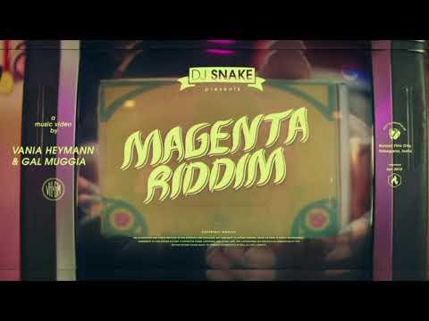 DJ Snake – Magenta Riddim 1 Hour Loop