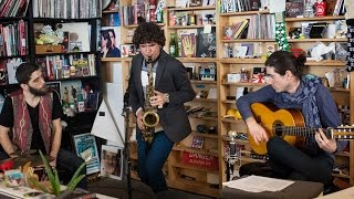 NPR Music Tiny Desk Concert - Antonio Lizana