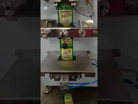 Tomato Paste Packing Machine