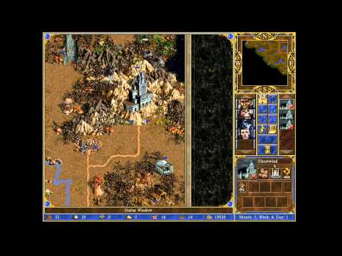 Heroes of Might and Magic III : The Shadow of Death PC