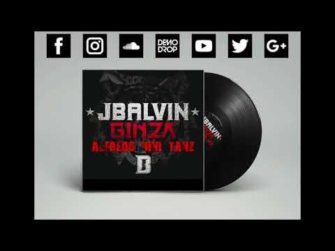J Balvin – Ginza (Alfredo Nini Tanz)