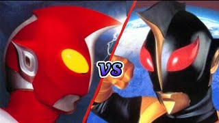 Ultraman Fighting Evolution 0 Mod Ultraman Zearth Ultra HD Vs Ultraman Shadow HD