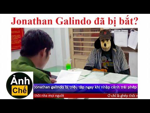 Jonathan Galindo đã bị bắt? Ảnh Chế  💓 Photoshop Troll (P 161), James Fridman