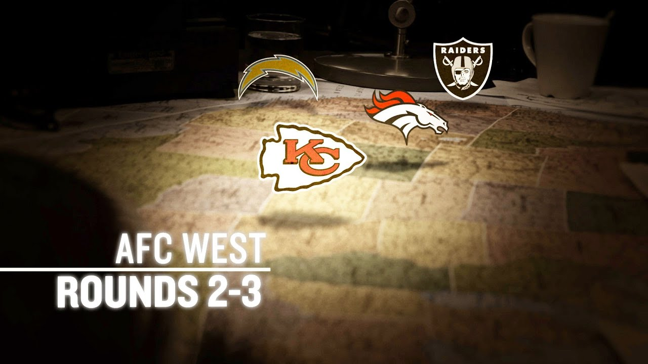 2012 NFL Draft Grades: AFC West Day Two thumbnail