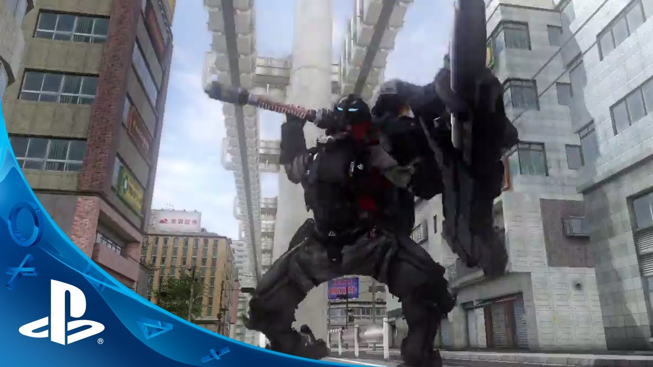 Earth Defense Force 2025 Out Today on PS3