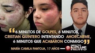 Impacto News-Maria Camila Pantoja agredida