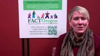 Roberta Dunn, Executive Director Of FACT Oregon, On Being An Everyday Hero (Dec 2014)