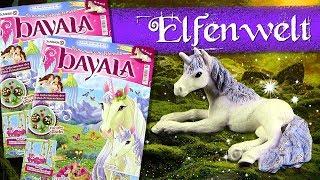 Schleich ® Bayala ® Magazin 11 mit Einhorn Fohlen Nalina - Unboxing & Review