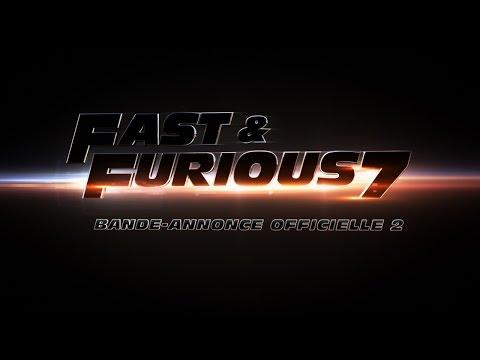 Fast & Furious 7 / Bande-annonce officielle 2 VF [Au cinéma le 1er avril]