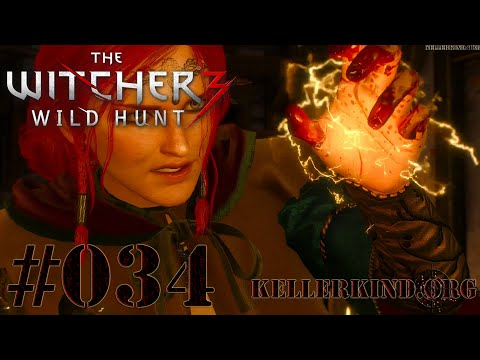 The Witcher 3 [HD|60FPS] #034 Reine Folter ★ Let's Play The Witcher 3
