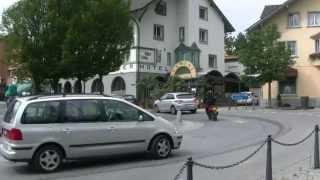 preview picture of video 'アキーラさん散策④リヒテンシュタイン・ファドゥーツ市街Vaduz,Liechtenstein'