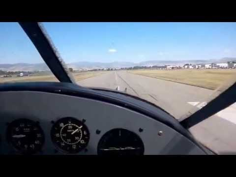 Kirk At Longmont Air Show 6 25 2016 By Energy Star Exteriors https://energystarexteriors.com Kirk Johnson, owner of Energy Star Exteriors in Westminster Colorado was invited to go on a ride in a vintage airplane at the Longmont Airshow in Longmont Colorado on Saturday, June 25, 2016... the pilot even let Kirk drive/fly for a little...
