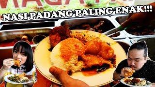 Download Video NASI PADANG TERENAK DI JAKARTA YANG PERNAH GW MAKAN!!! | Ft. MGDALENAF MP3 3GP MP4