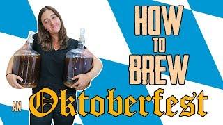 Brewing Beer: Oktoberfest / Märzen / Festbier Homebrew