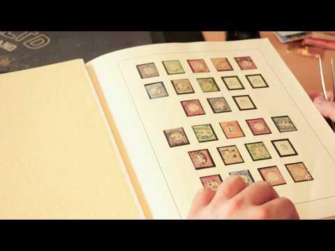 Les vracs et lots de timbres en philatélie