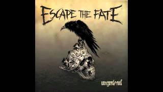 Escape the Fate - 'Forget About Me'