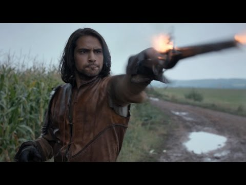 The Musketeers 2.07 (Clip)