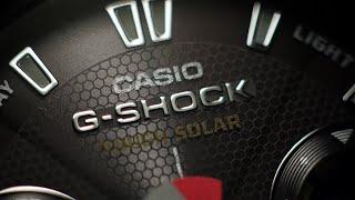 First gen. AWG-101/100 G-Shock watch | A popular solar atomic ana-digi model