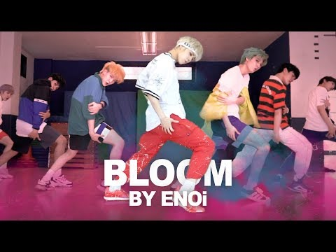 "ENOi Dances To Their New Debut Track, ""Bloom"""