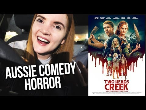 COMEDY HORROR! TWO HEADS CREEK (2019) SPOILER FREE Come with me movie review | Spookyastronauts