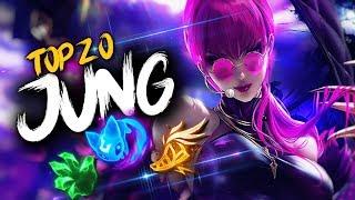 Top 20 JUNGLER Plays Episode #18 | League of Legends