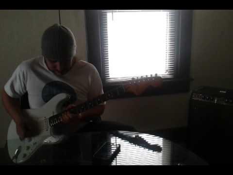 Jimi Hendrix instrumental hey Joe played by vince