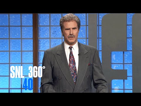 Saturday Night Live (40th Anniversary Special - Celebrity Jeopardy)