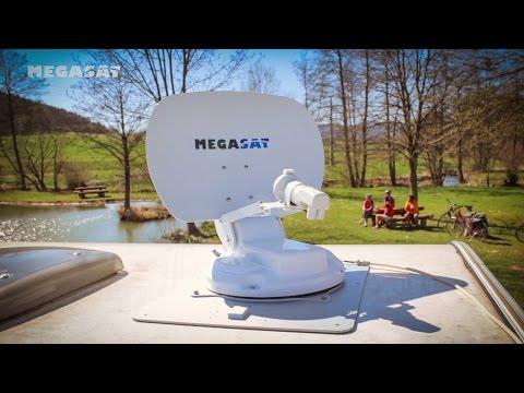 Megasat Caravanman Kompakt (Produktvideo)