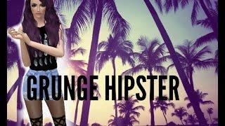 Sims 3 CAS: Grunge Hipster