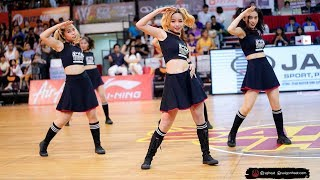 Cheerleaders ABL9 || Saigon Hotgirls - Home Game 8 | 13/01