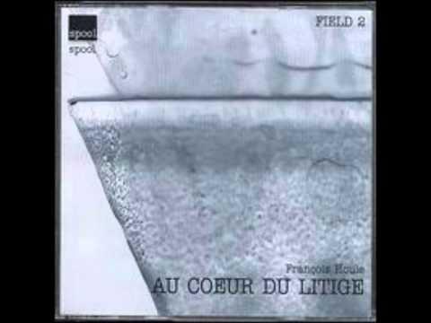 Au Couer du Litige - Francois Houle online metal music video by FRANÇOIS HOULE