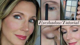 Eyelid Lift Eyeshadow Tutorial For Mature Hooded Eyes
