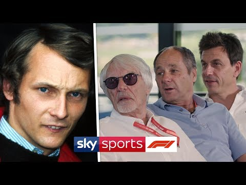 Image: WATCH: Ecclestone, Berger and Wolff tell tales of Niki Lauda