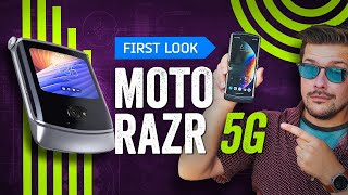 Motorola Razr 5G: A Sharp Folding Phone Reboot For 2020