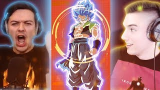 The BEST GOGETA BLUE Dokkan Dual Summon! Nanogenix VS Rhymestyle! Dragon Ball Z Dokkan Battle