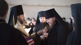 Монашеский постриг / Taking monastic vows